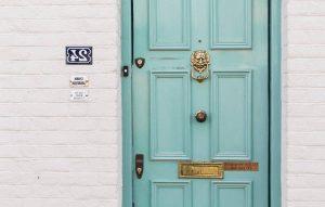 Adding a door to your brick home exterior